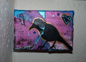 bird canvas