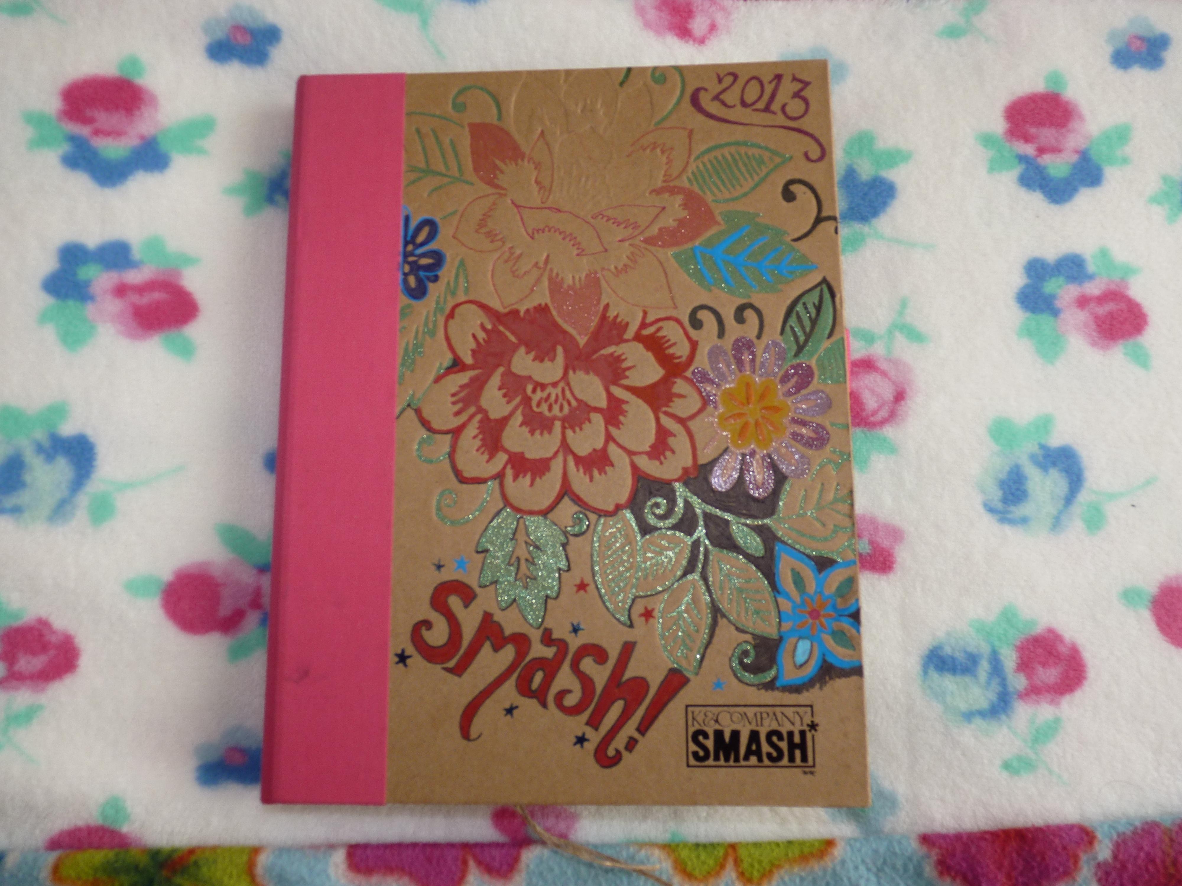 Smash Book Cover Ideas : Smash book