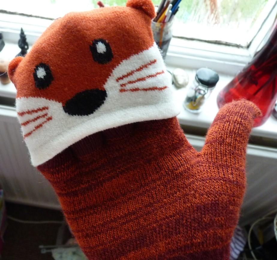 foxy gloves