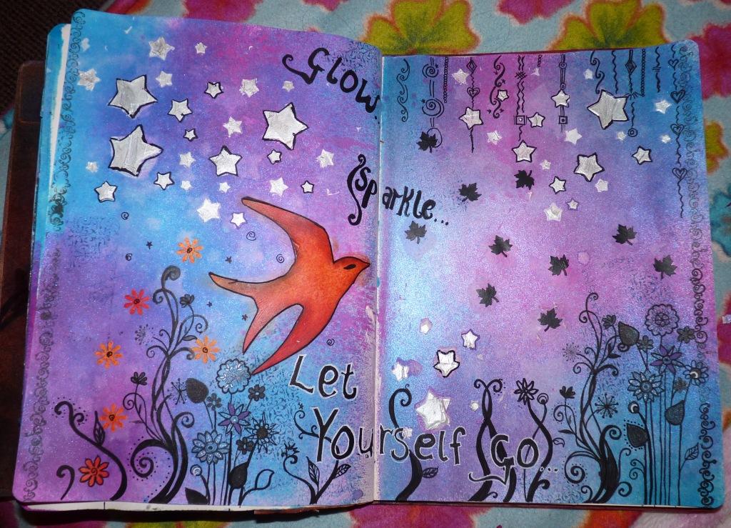 texture journal