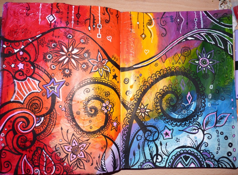 Finished Doodle