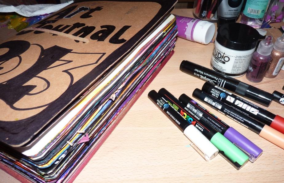 Large Art Journal