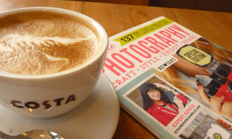 Coffee & Magazine