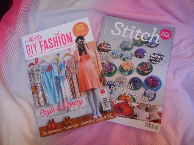 Some new Magazines