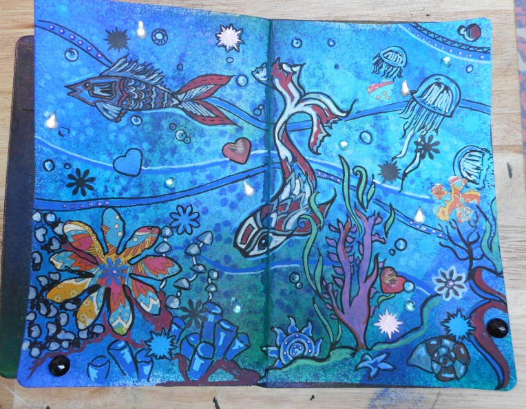 journal sea