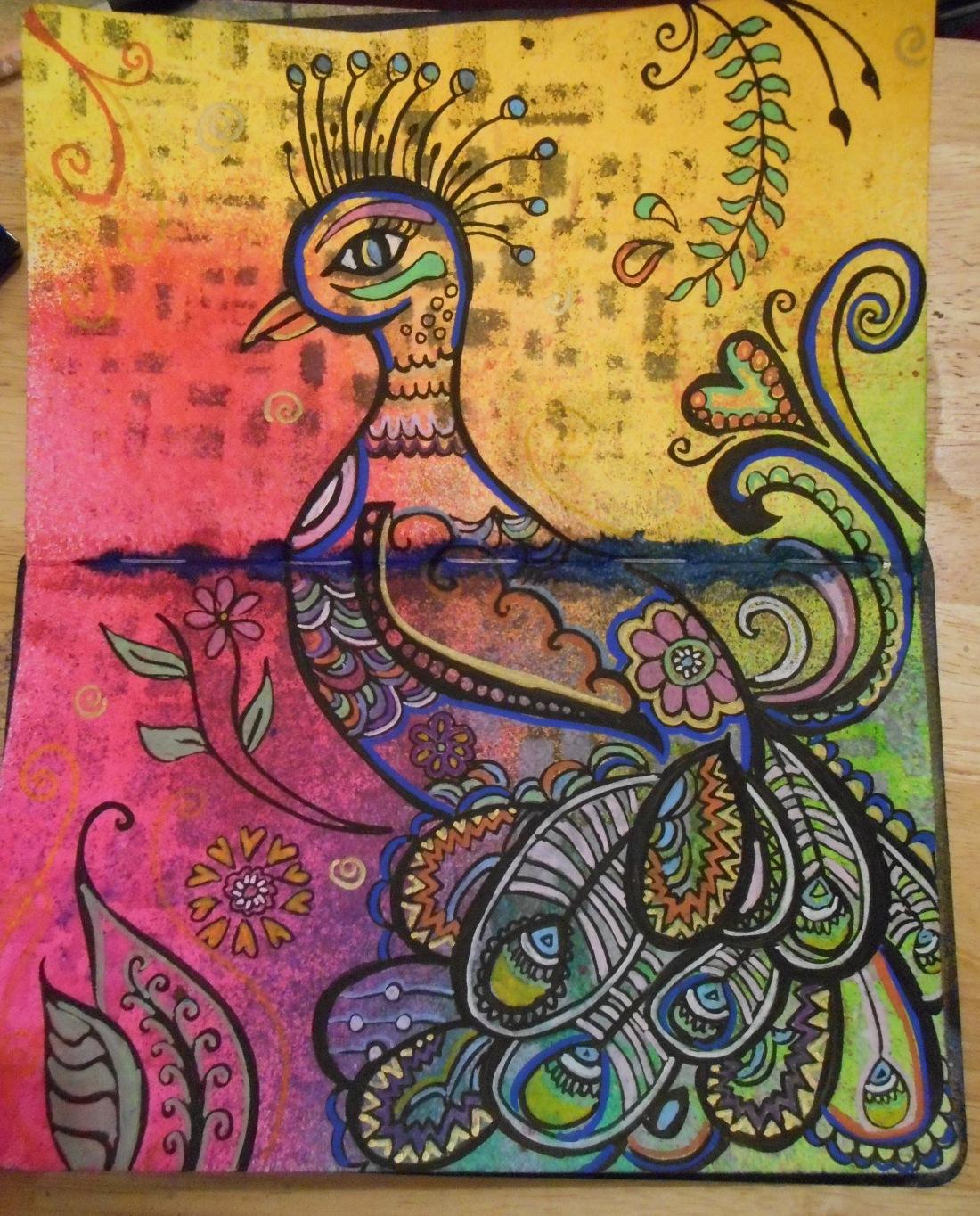 odd bird journal