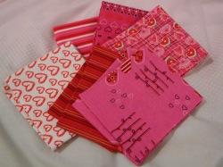 New heart fabric