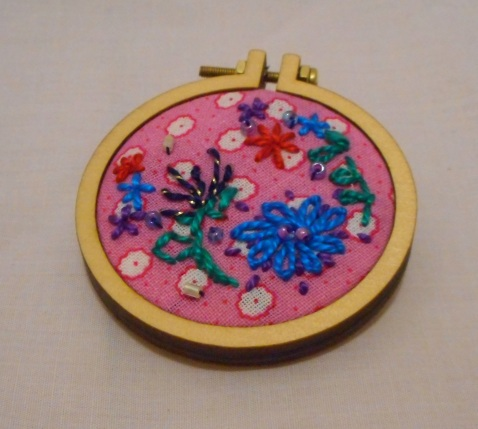 Mini Embroidery