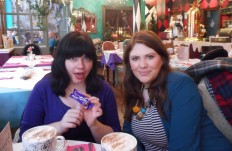 Me and sister!