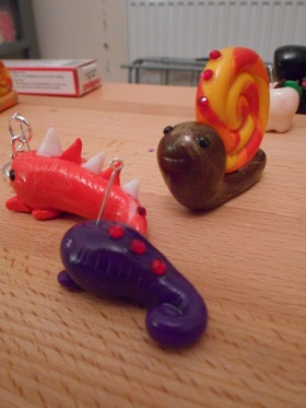Fimo Critters