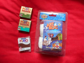 Fimo & Plaster