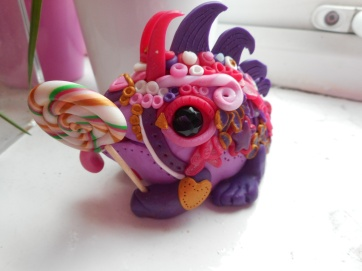 Fimo Clay Monster