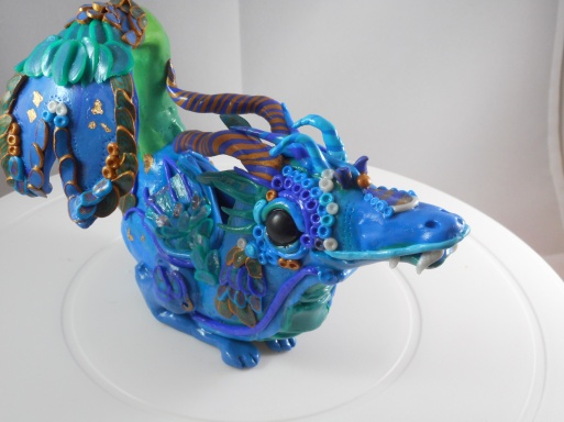 Blue Sea Monster - Fizzling