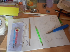 Sketches of idea
