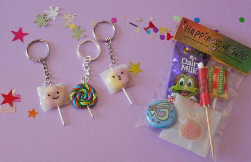 Bag of cute things