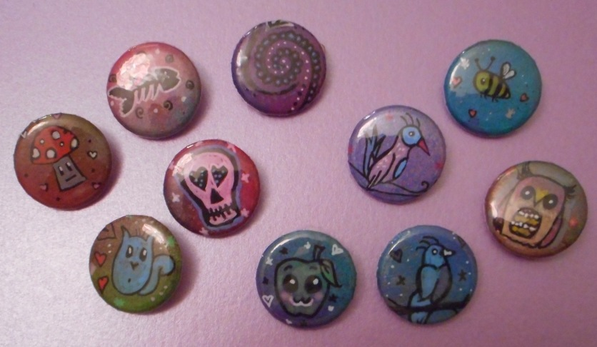 Some sweet badges