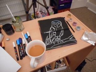 Tea is essential!