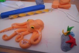 Tiny tentacles!
