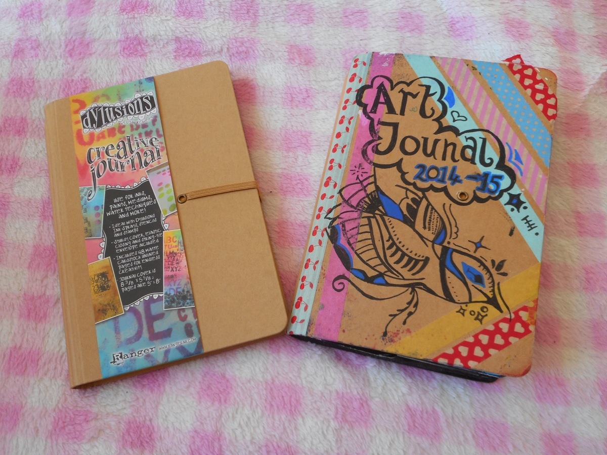 Art Journal Flip Through