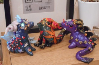 Polymer Clay Creatures