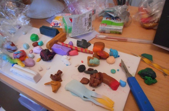 Working with Polymer Clay