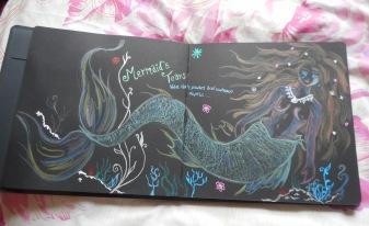 metaillic Mermaid