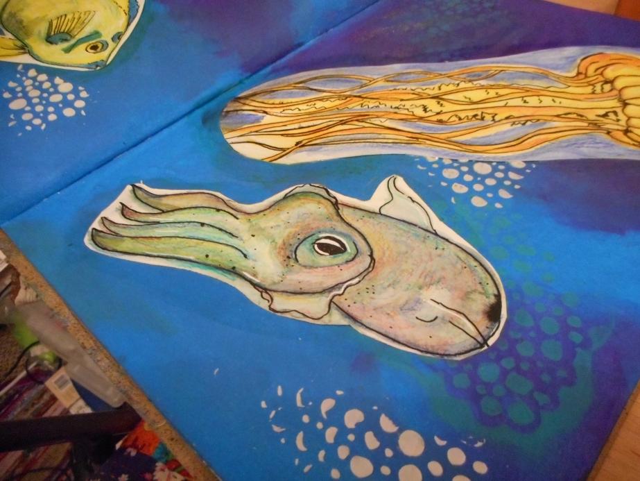 Mermaids and SeaThings
