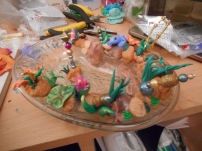 Adding more beads