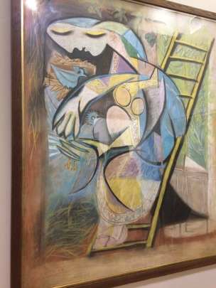 Picasso in Paris