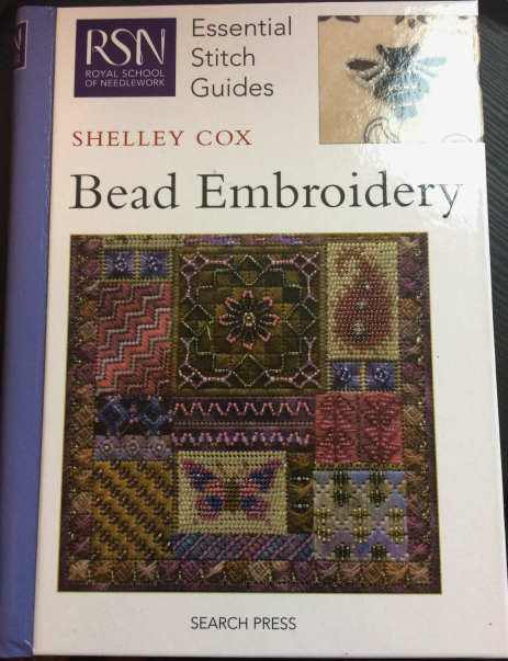 Bead Embroidery Book