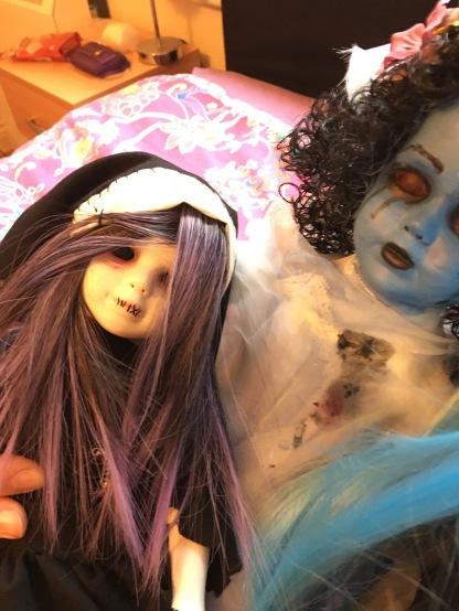 creepy dolls