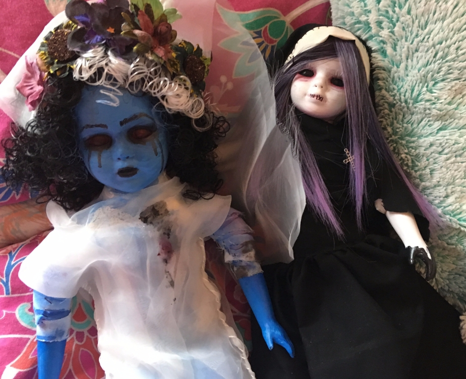Halloween: Wednesdays' Dolls