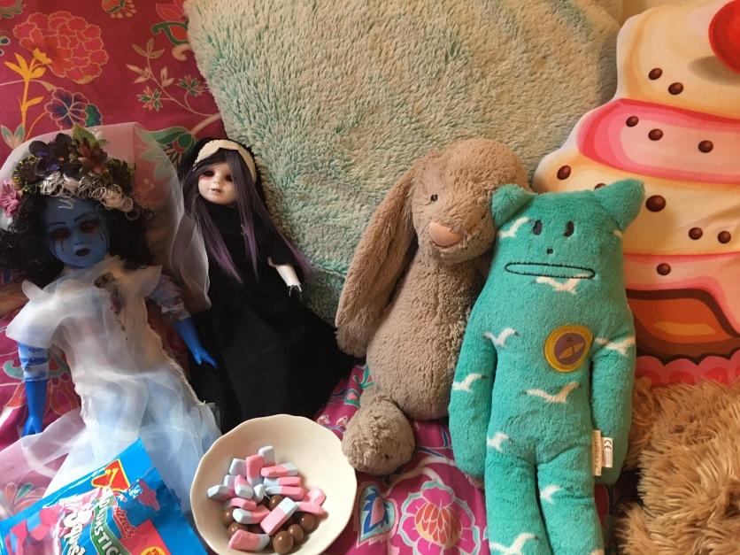 Horror Dolls Tea Party