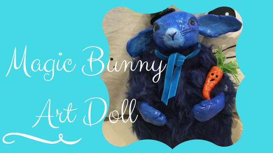 Magic Bunny ArtDoll